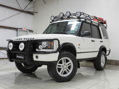 Land Rover Discovery Lifted Safari | eBay