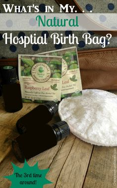 So glad i found this! Natural Hospital Birth Bag