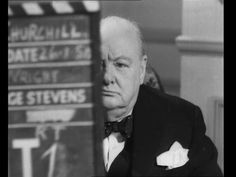 Churchill Outtakes! This film provides an interesting glimpse behind Winston Churchill's public persona: http://youtu.be/yYyq__nwrA4