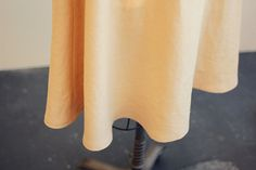 Tutorial: Hemming a curved edge by machine | Colette Blog