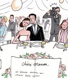 Kanako - My little Paris Wedding Illustration, Cute Illustration, Little Paris, Rule Of Thirds, Cartoon People, Paris Art, Love Hug, Let's Create, Paintings I Love