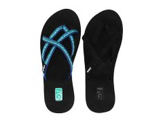Teva Olowahu Bundle 2-Pack Mix Black on Black/Diago Blue - Zappos.com Free Shipping BOTH Ways