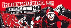 Heuer auch in Österreich: Der Fisherman's Friend StrongmanRun 2013 - am 22. Juni in Obertauern!