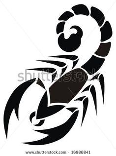 Стоковые вектора и векторный клип-арт Scorpion | Shutterstock