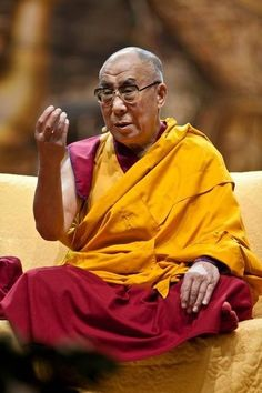 """Peace """"I am just a simple monk"""""""