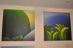 Maria Schon  / Art Studio / Hamptons / Summer Event  2010