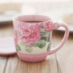 His Loving-kindness - Teacup with Lid