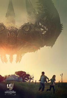 Nuevo póster de Transformers 4: La era de la extinción