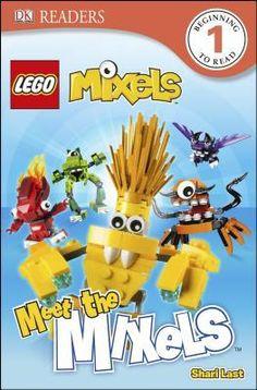 LEGO+Mixels:+Meet+the+Mixels