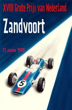 1970 GP de Holanda en Zandvoort