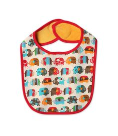 I received tons of bibs and for months, I had nothing to do with them. Then came the drool. Babies spill drool constantly for a few months. Then thankfully they stop. Ugly bibs cover up cute clothes, so get cute bibs.