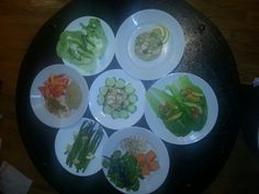 Yummy dishes