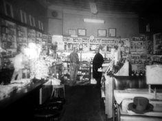 Dick's Drug Store, Borough of Albion (1900)