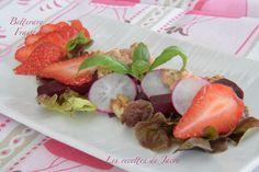 Fruit, Sushi, Strawberry, Cooking, Ethnic Recipes, Food, Battle, Salads, Bonjour