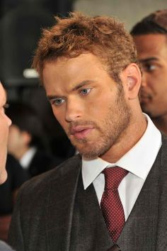 Scruffy Kellan Lutz he should be in a lot more movies and I would go to see them all.