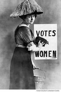 fc22f74c36c Votes for Women ~ Vintage Poster ~ Celebrate Your Right to Vote ~ Crystelle  Boutique