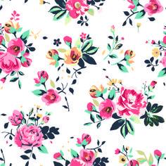 Yoshi Floral Artwork, SS14