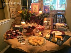 How to throw a fun Outlander book party. In this post I share some fun ideas for hosting your own Outlander book or premier party/Outlander book party/host an Outlander premier party/ Outlander fans themed party Outlander Premiere, Bon Voyage Party, Places In Scotland, Scottish Recipes, 60th Birthday Party, Birthday Ideas, Recipe Organization, Food Themes, Outlander Series