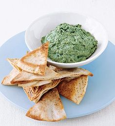 http://healthinfood.com/very-simple-spinach-dip/