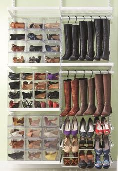 Ideas Shoe Storage Cupboard Walk In Shoe Storage Cupboard, Shoe Storage Small, Shoe Drawer, Bench With Shoe Storage, Small Bathroom Storage, Wall Storage, Storage Bins, Storage Spaces, Linen Cupboard