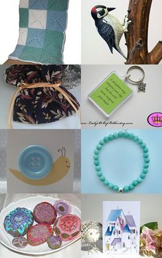 Hot August Days ~ Treasury  by Sylvia CameoJewels on Etsy--Pinned with TreasuryPin.com #promotingwomen