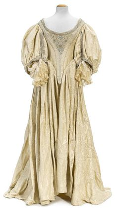 A Judith Godreche gown from The Man in the Iron Mask