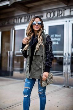 Best of Black Friday Sales - Express Black Cowl Neck Sweater // Express Mixed Media Jacket // Similar Jeans // Sole Society Booties // Quay Sunglasses // Gucci 'Dionysus' Bag November 25th, 2016 by maria