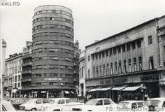 Magazinul Cei Trei Ursuleţi anii 1975-1980 (foto Gheorghe Dumitru)
