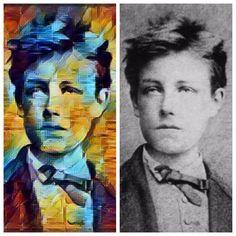 Arthur Rimbaud est un poète français né le 20 octobre 1854 à Charleville et mort le 10 novembre 1891 à Marseille. Bien que brève la densité de son œuvre poétique fait d'Arthur Rimbaud une des figures premières de la littérature française. Arthur Rimbaud écrit ses premiers poèmes à 15 ans. Selon lui le poète doit être  voyant  et  il faut être absolument moderne . Il entretient une aventure amoureuse tumultueuse avec le poète Paul Verlaine. À l'âge de 20 ans il renonce subitement à lécriture…