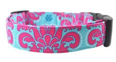Floral-dog-collar-the-gracie