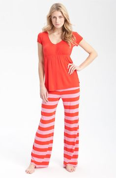 427554d5a9 Josie  Indo Stripe  Pajamas available at Nordstrom Sleepwear Sets