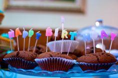 Edo's first birthday muffins
