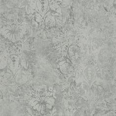 gessetto - graphite wallpaper | Designers Guild