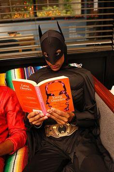 community - abed is batman now