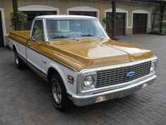 I want a truck from the 70s...