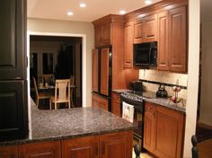 Townhouse Remodeling Ideas | Main Line Townhouse Kitchen Remodel (2) traditional-kitchen