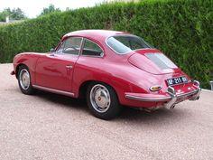 PORSCHE - 356 - 1964 Vintage Porsche, Vintage Cars, Porsche Factory, Porsche 356, Future Car, Ea, Convertible, German, Europe