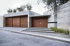CASA SAN ÁNGEL : Casas modernas de Landa Suberville #casasmodernas