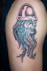34 Best Small Viking Tattoos images | Norse tattoo, Viking