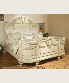Habersham's Florentina Bed with Garland -