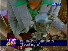 Peligrosos Gorriones - Escafandra