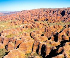 5 extraordinary places in Australia you have to view from above #posh #lux #luxury #travel #trip