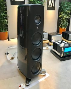 """7 Likes, 1 Comments - Absolute Hi End (@absolutehiend) on Instagram: """"Magico M6 speakers debut at Tokyo Hi Fi Show 2017 @magico_llc #magicospeakers #magico #magicom6…"""""""