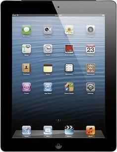 Apple iPad 3 Retina Display 16GB Black - WiFi + AT&T 4G Factory Unlocked