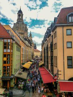 Dresden, Germany (by Adam Olszański)
