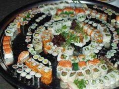 Recette du Maki (maki-sushi)