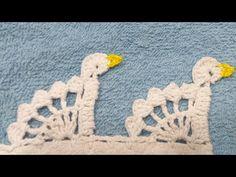 Crochet Gloves Pattern, Crochet Lace, Kids Rugs, Blanket, Handmade, Crafts, Videos, Youtube, Crochet Fish