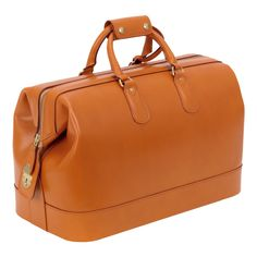 THE SMOOTH CAMBRIDGE BRIDLE LEATHER HOLDALL BY SWAINE ADENEY BRIGG