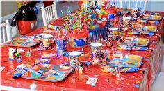 Party Supplies!: Cheap Mickey Mouse Party Supplies