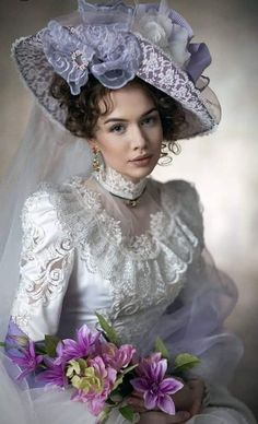Vintage Photos Women, Photos Of Women, Vintage Girls, Vintage Images, Vintage Outfits, Vintage Fashion, Covet Fashion, Victorian Paintings, She's A Lady